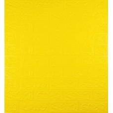 Самоклеющаяся декоративная 3D панель под желтый кирпич 700x770x5мм